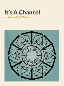 it's a chance!