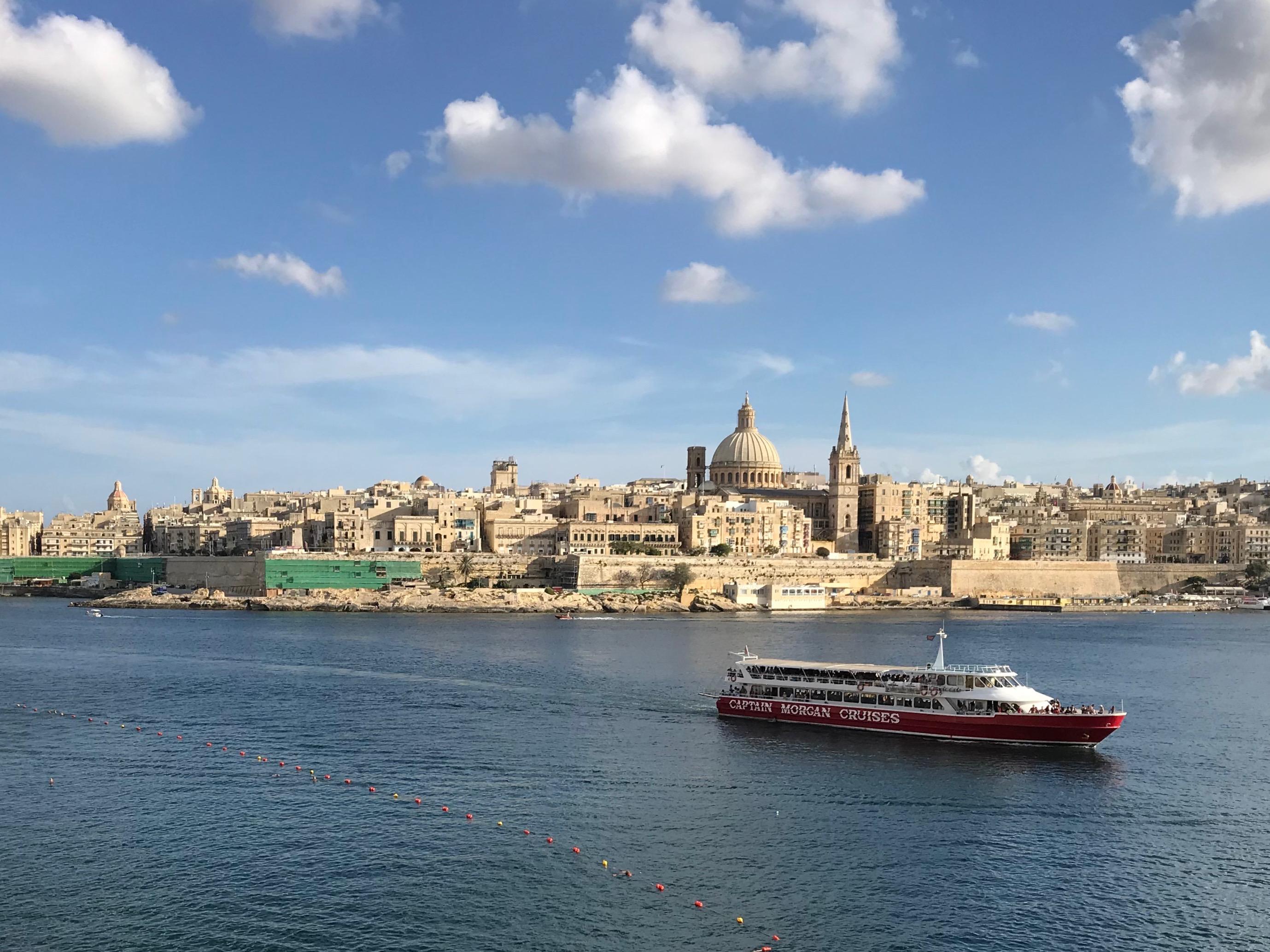 1週間の語学留学!マルタへ行ってみた!!