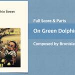 On Green Dolphin Street【ビッグバンド楽譜】