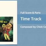 Time Track【ビッグバンド楽譜】