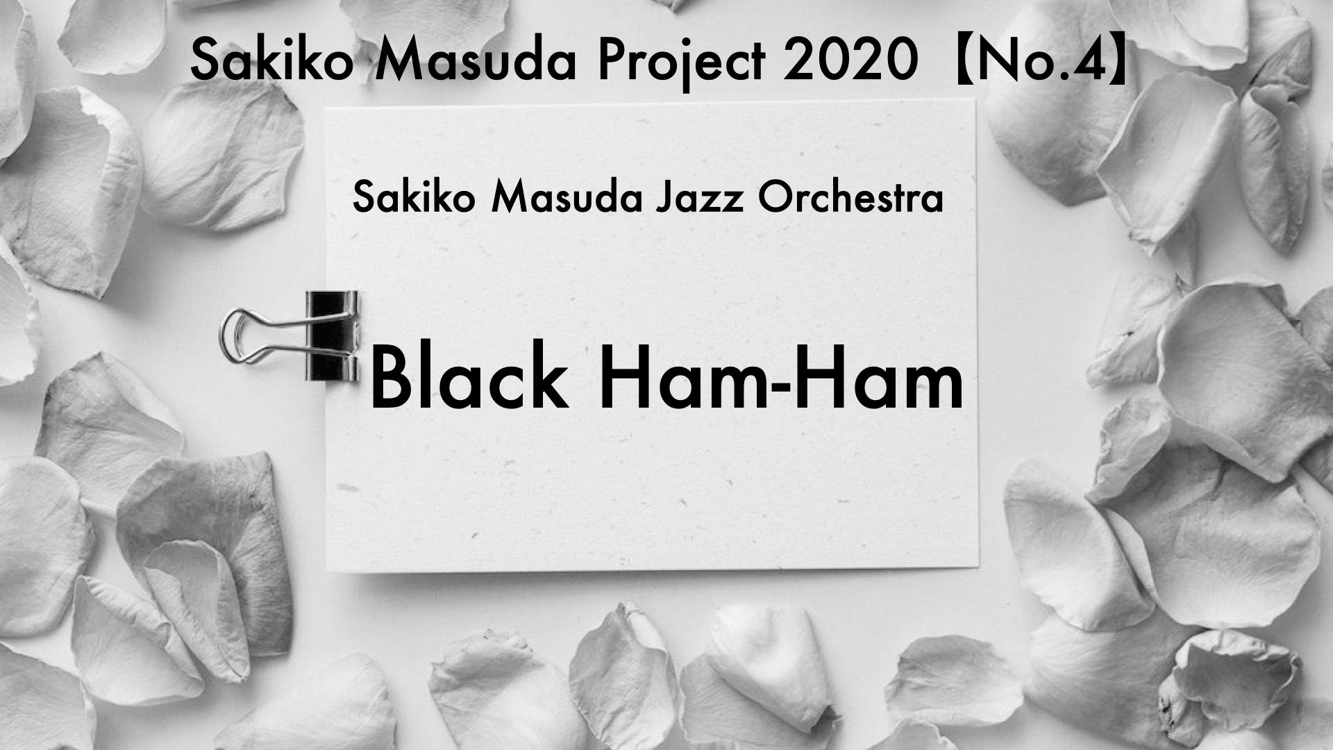 4 Black Ham-Ham